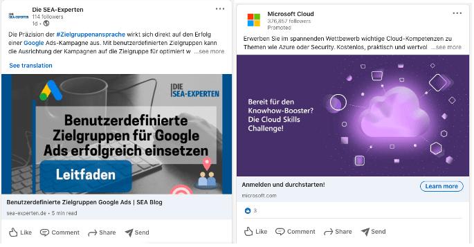 Social Media Ads vs. Google Ads 1