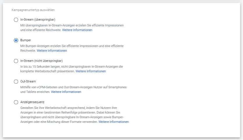 YouTube Bumper Ads Bild 3